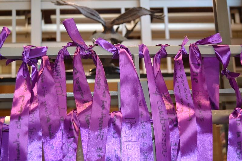 Lenten Ribbons & Ash Wednesday Mass (2019)