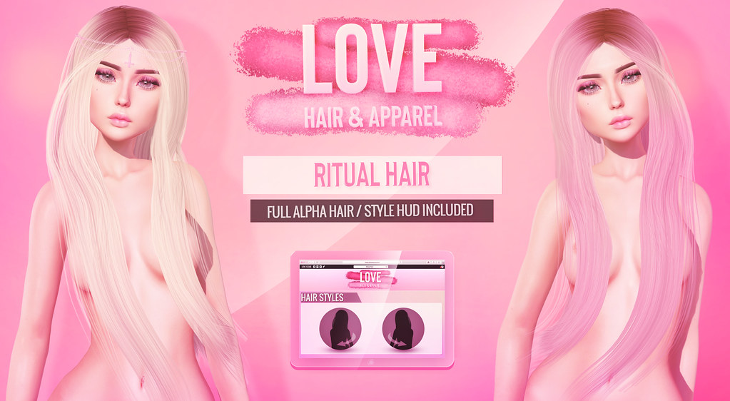 Love [Ritual] Hair – The Saturday Sale!