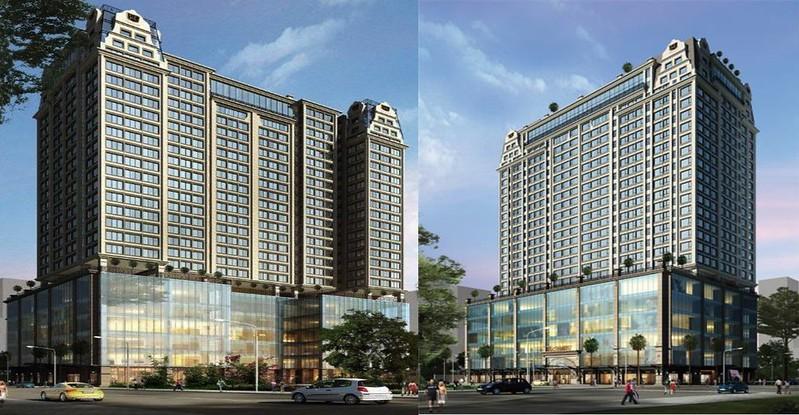 Léman Luxury Apartments quận 3 - Giải mã 6 điểm say mê 1