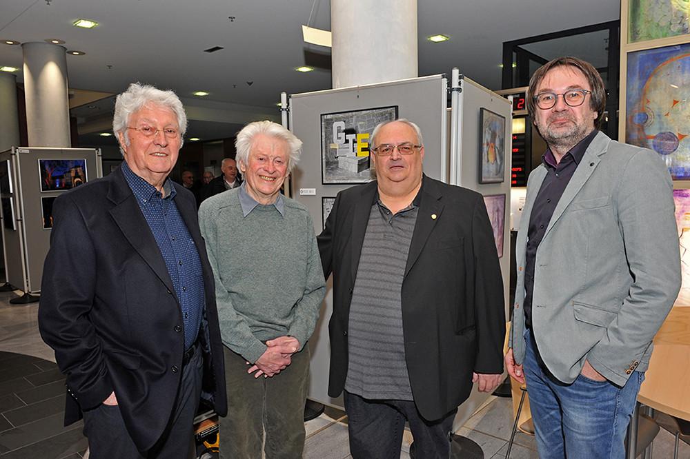 Vernissage Salon des Ardennes 2019