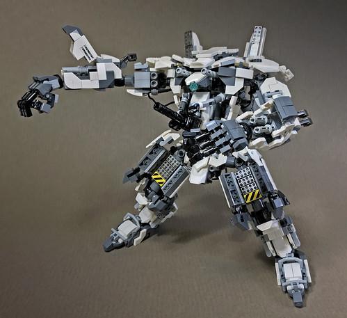 LEGO Robot Mk17-08