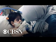 CBSN 24/7 Live TV Stream - Mother from Yemen reunited with dying son in U.S. - CBS World News