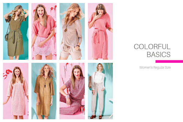 Colorful Basics Collection