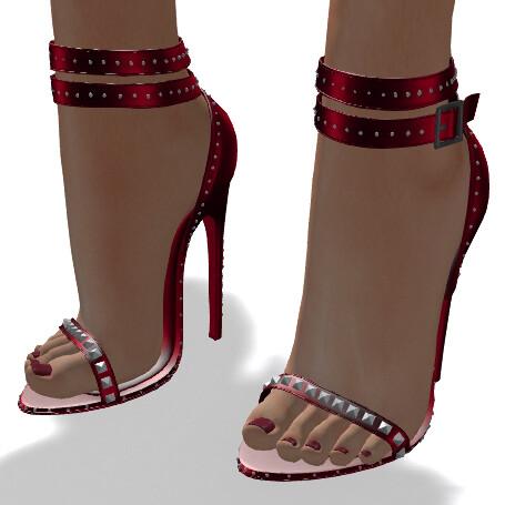 ASU - So Very Red shoe