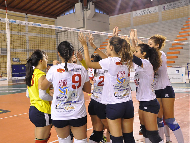 academy volley serie D