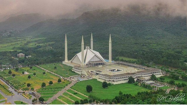 1380 The Relationship between Faisal Mosque of Pakistan and Saudi Arabia 03