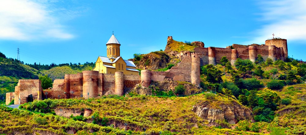 Things To Do in Tbilisi: Visit the Fortress