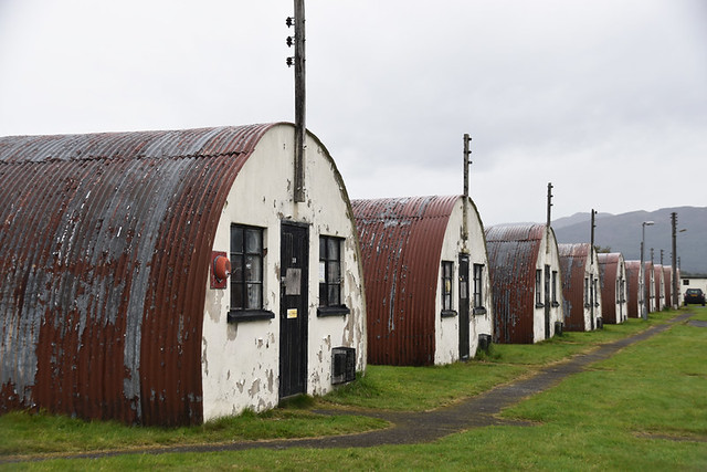 Cultybraggan Camp, Comrie.