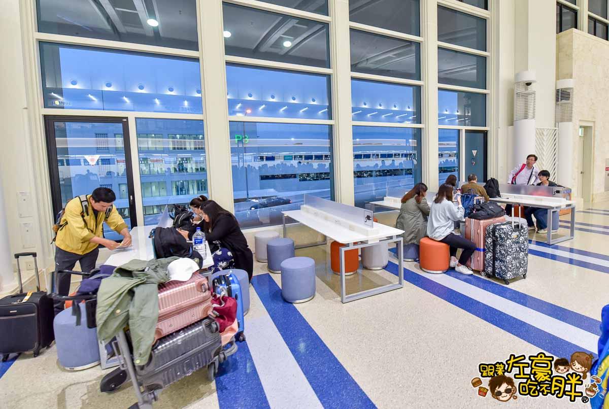 沖繩國際機場新航廈-24