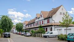 Cité-jardin du Stockfeld #5 / Colombage Alsacien - Photo of Plobsheim
