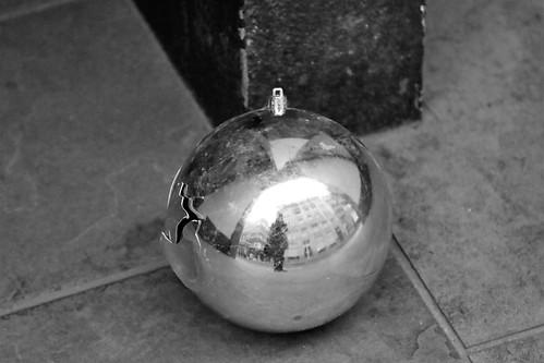 cracked ball