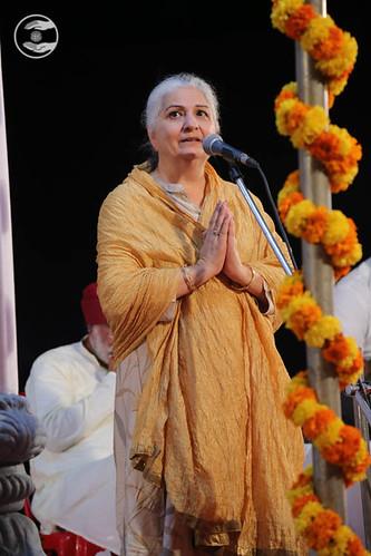 Member Executive Committee SNM, Mohini Ahuja Ji