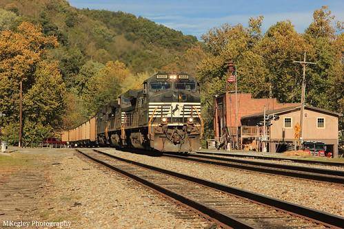 NS U41 in Appalachia