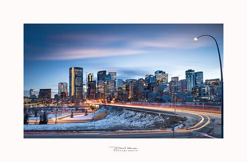 Skyline Calgary, Alberta