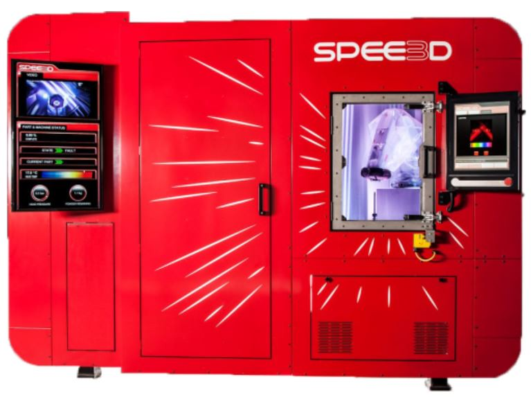 SPEE3D Printer