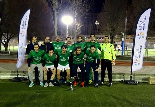 PFarma campeón del Torneo Apertura 18_19 3