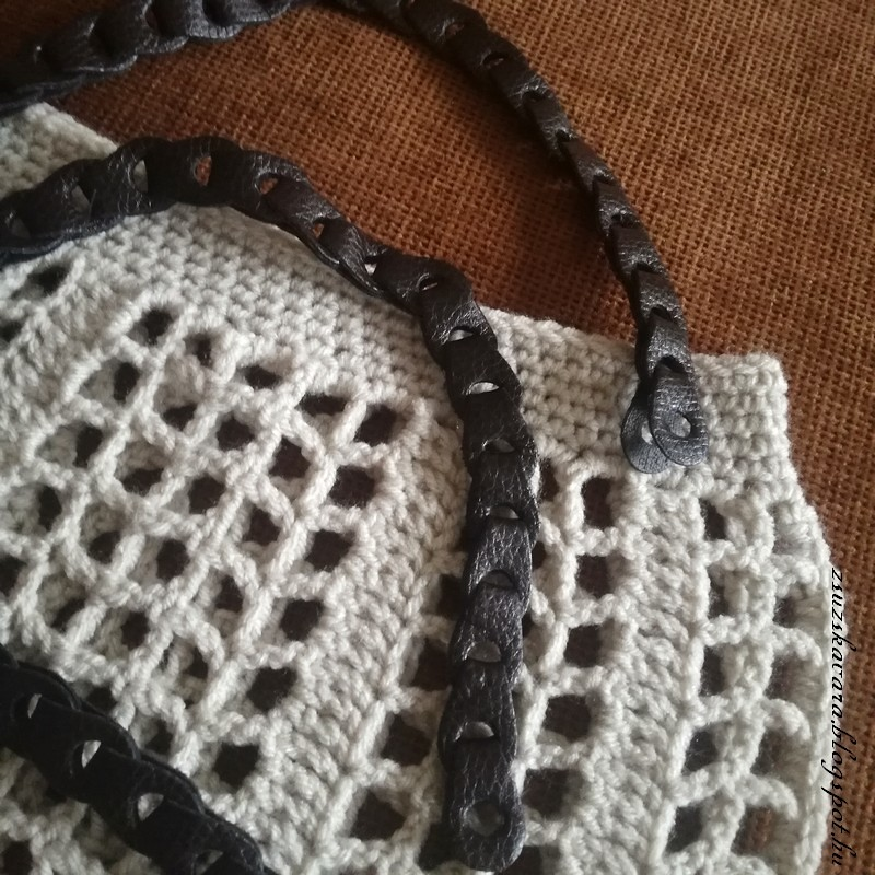 crochet,  bag , from youtube