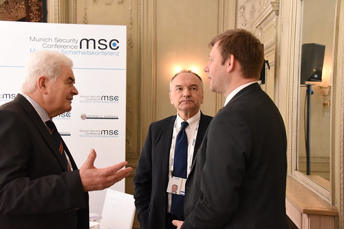 Loisach Group's 2nd Annual Side Event at the Munich Security Conference
