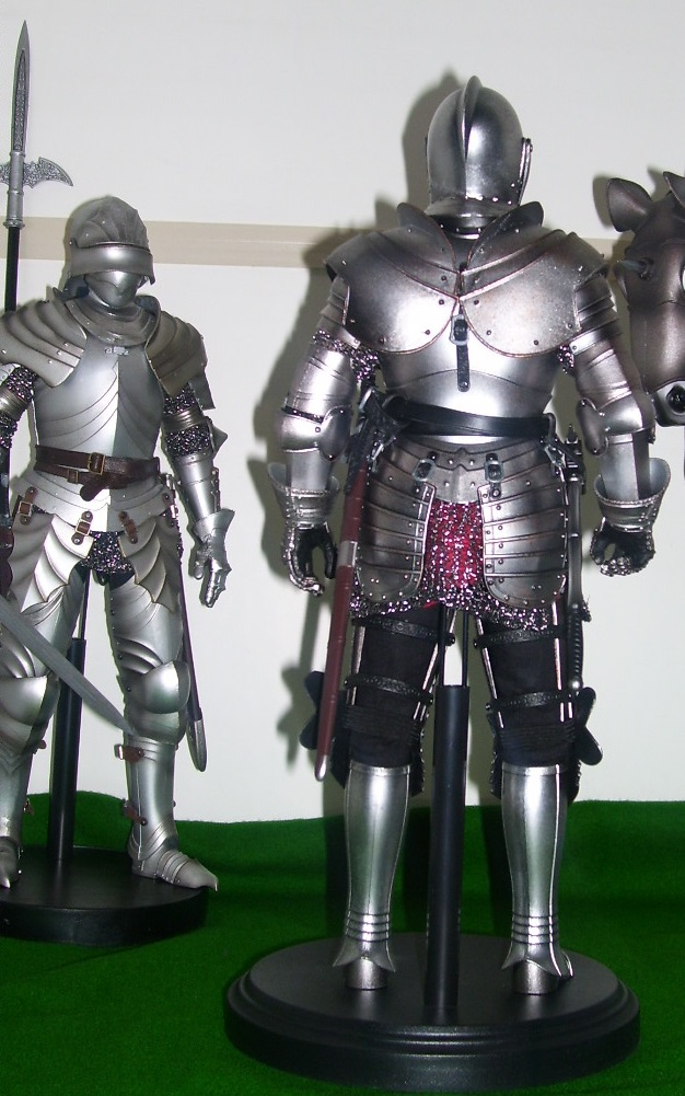 COOMODEL 1/6 Empire Series - (New Lightweight Metal) Milanese Knight 46284387004_c237877d7c_o