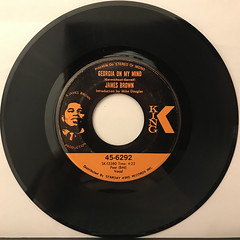 JAMES BROWN:IT'S A NEW DAY(RECORD SIDE-B)