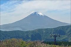 Le Mont Fuji (Japon)