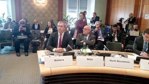 21.02.2019 Reuniunea de iarnă a AP OSCE