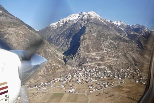 Gampel Hohtenn Hogleifa Valais Switzerland