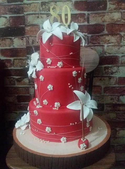 Cake by Sherwin Silverio Baraoidan