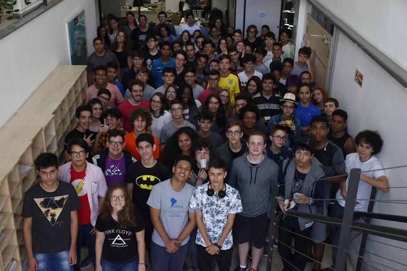 Mini curso Ensino Medio - Ferramentas matemáticas usadas na Física