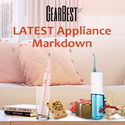 Gearbest Latest Appliance Markdown promotion