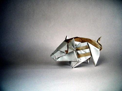 Squeaker (Boar Piglet) - Kamei Kohei
