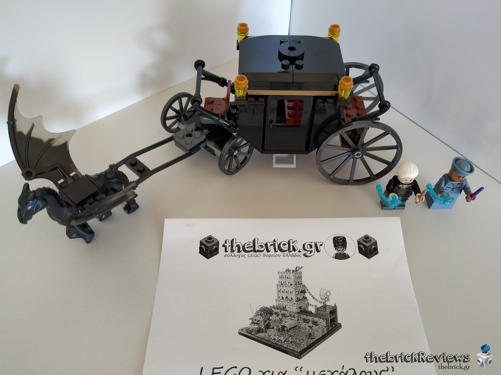 ThebrickReview:75951 Grindelwald's Escape 46652974184_04aa63e933_b