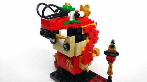 LEGO Seasonal BrickHeadz Dragon Dance Guy (40354)