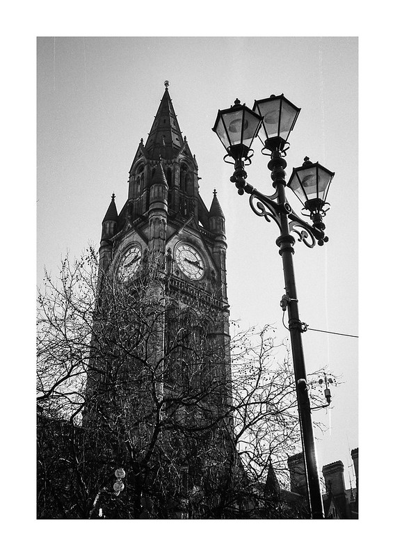 FILM - Manchester town hall