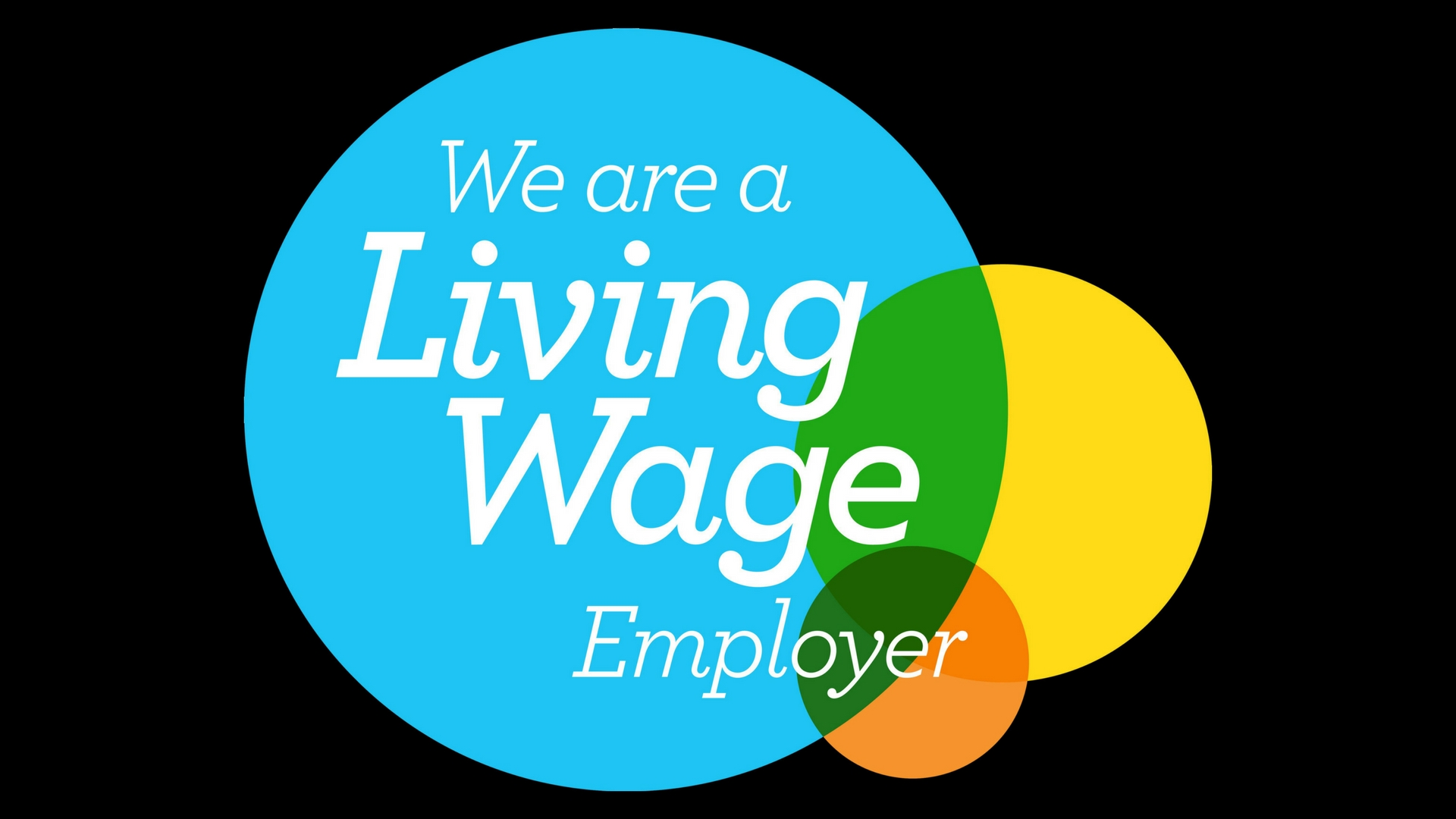 University accredited as a Living Wage employer