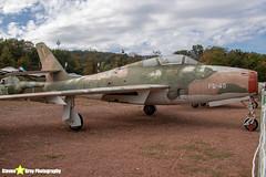 FU-45---52-7210---Belgian-Air-Force---Republic-F-84F-Thunderstreak---Savigny-les-Beaune---181011---Steven-Gray---IMG_5791-watermarked