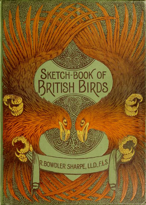 Sketch-Book of British Birds