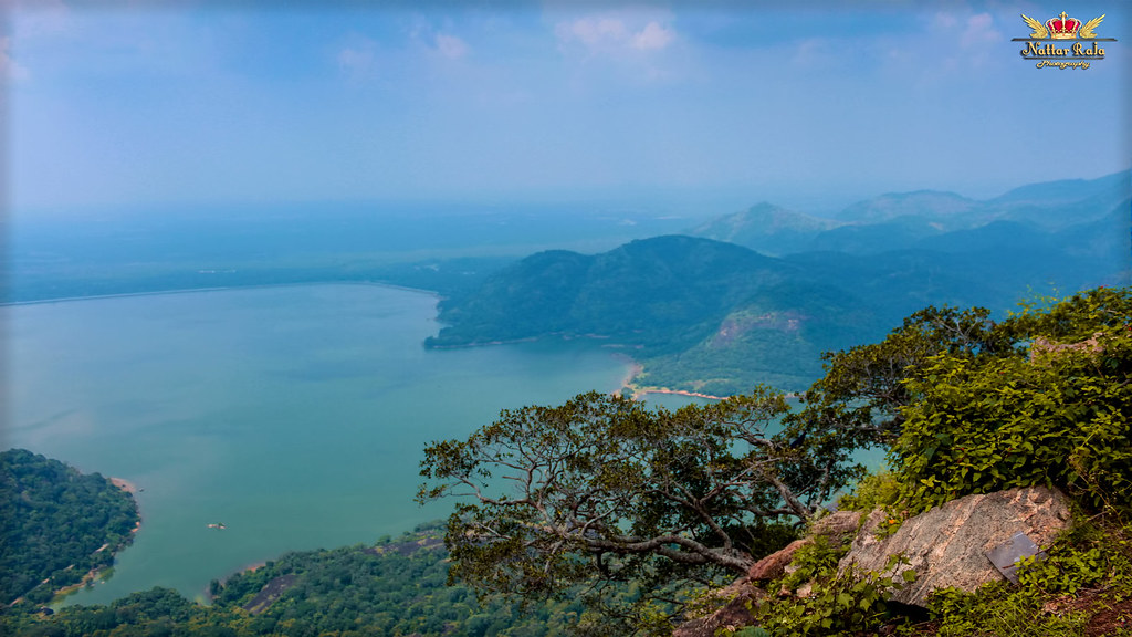 ALIYAR RESERVOIR FROM LOAM'S VIEW POINT (4)