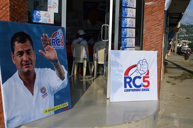 Recorrido elecciones 2019 (ciudad Tena)