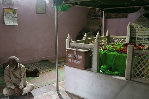 City Faith - Hazrat Shah Turkman Bayabani's Sufi Shrine, Old Delhi