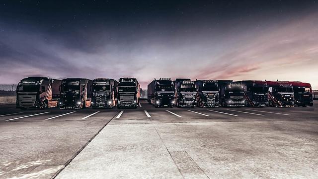 bm logistics crew