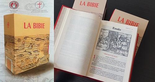 La gnove edizion de Bibie