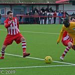 Bowers & Pitsea FC v Barking FC - Saturday March 23rd 2019