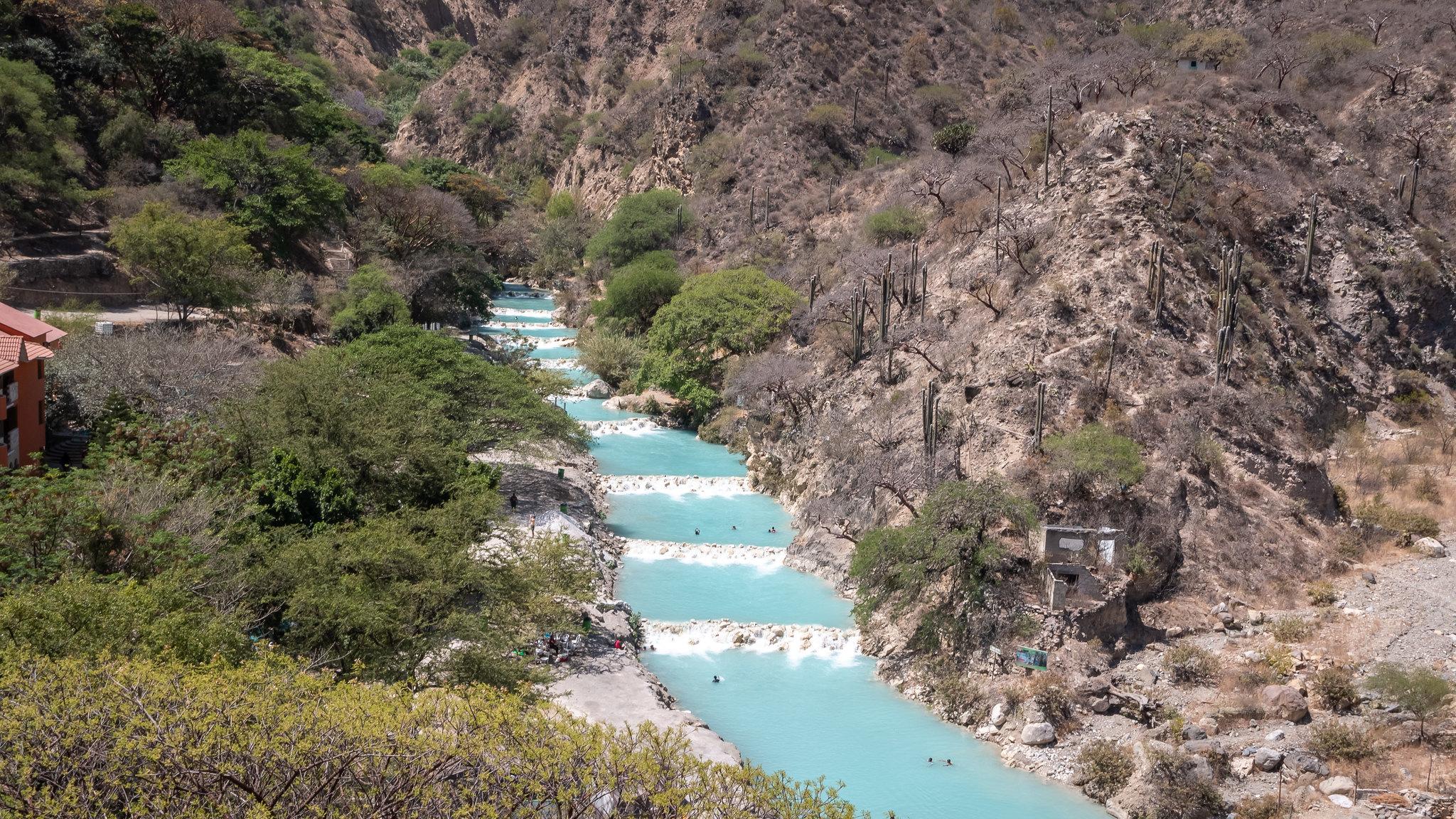 Tolantongo - Hidalgo - [Mexique]