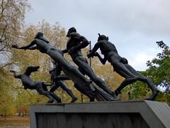 GOC London Public Art 2 118: The Rush of Green