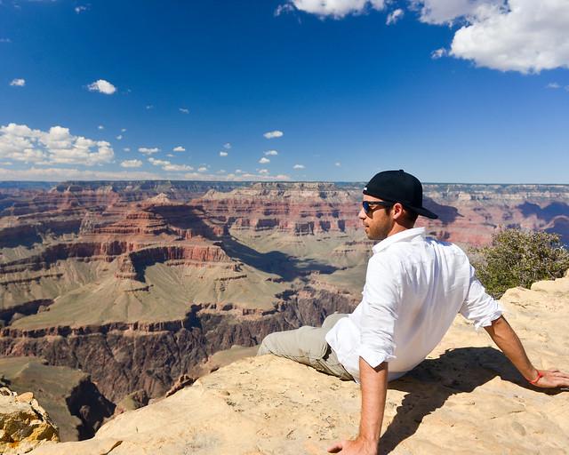 Ruta por los mejores miradores del Gran Cañón del Colorado