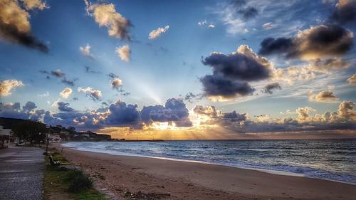 Sunrise @komi,chios