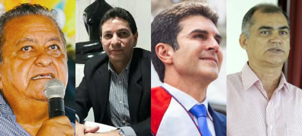 6 rapidinhas. Helder abre porteira para DASs, irmão do prefeito tem outra empresa, Rocha mira PMB..., Ludugero, Rocha, Helder, Lavor