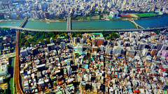 Tokyo from the Skytree 073