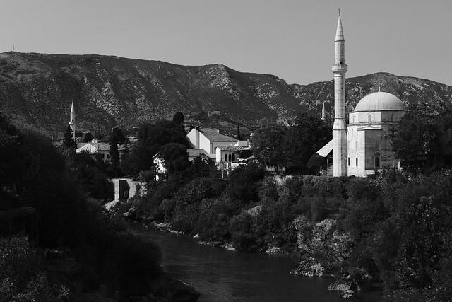 A view across the River Neretva | Mostar, Herzegovina